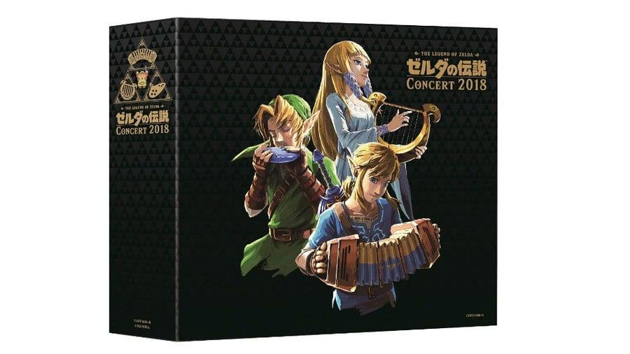 Zelda Concert Limited Edition