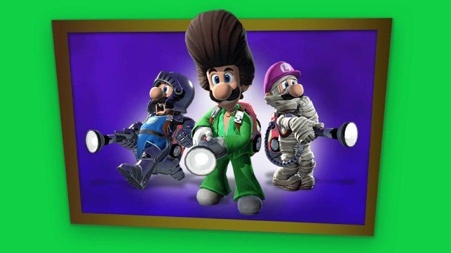 Boo Conjure Fun Today Part One The Luigi Mansion Multiplayer Dlc Nintendo Life