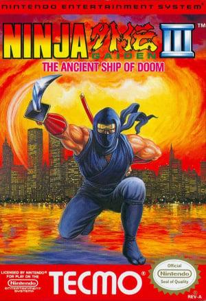 Ninja Gaiden Iii The Ancient Ship Of Doom Review 3ds Eshop Nes