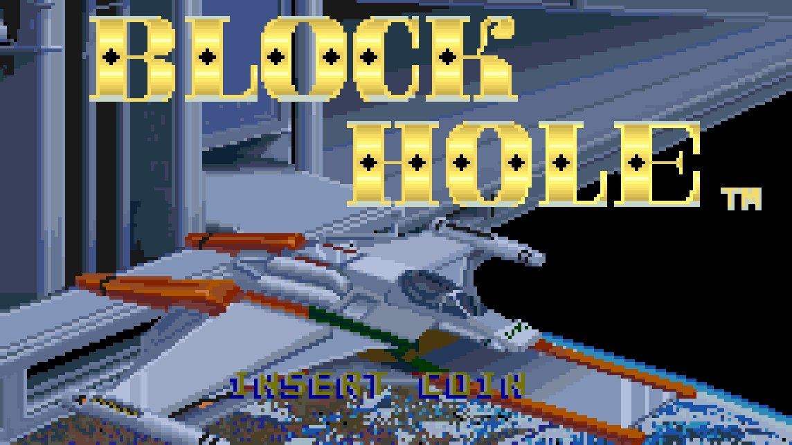 Konami's Puzzle Shooter Block Hole Is This Week's Arcade Archives Release