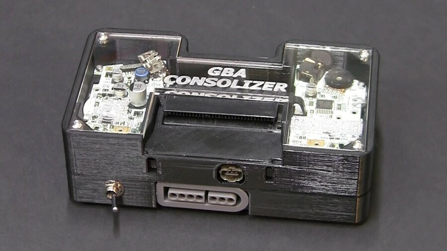 GBAConsolizer