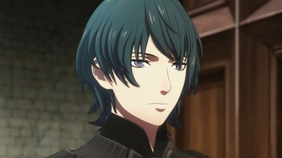 Fire Emblem: Three Houses - Byleth