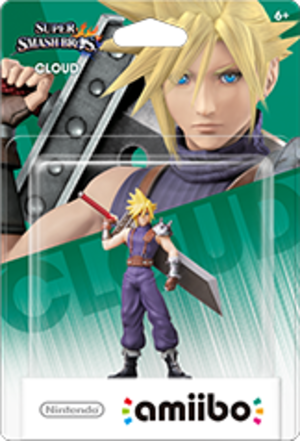 Cloud amiibo Pack