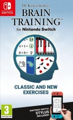 Dr Kawashima's Brain Training for Nintendo Switch (Switch)