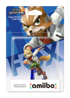 Fox amiibo Pack