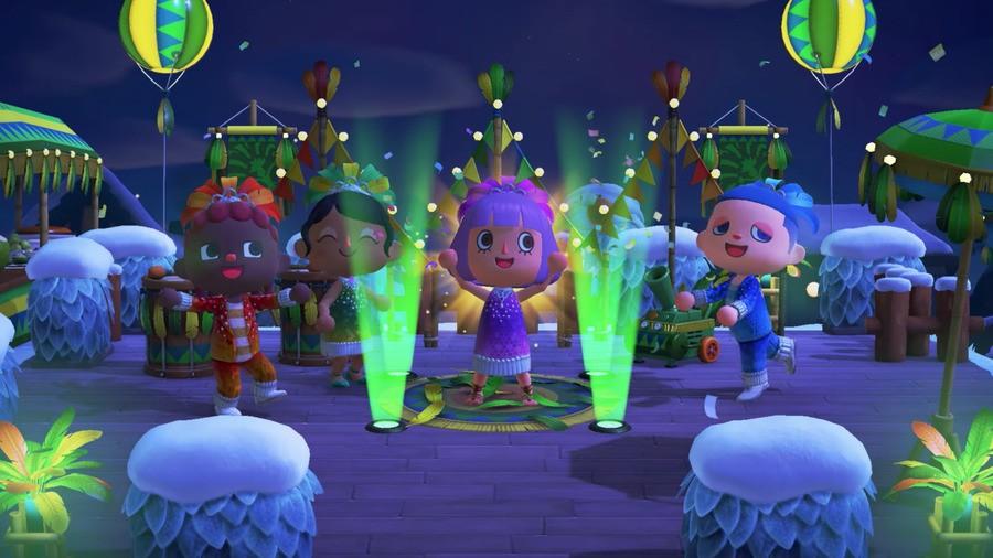 Animal Crossing New Horizons - February 2021