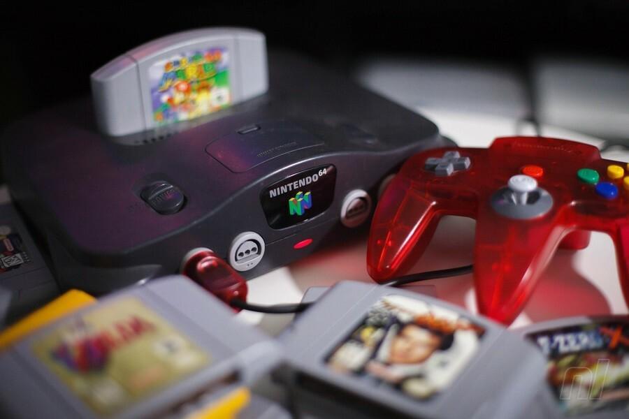 N64 Pile