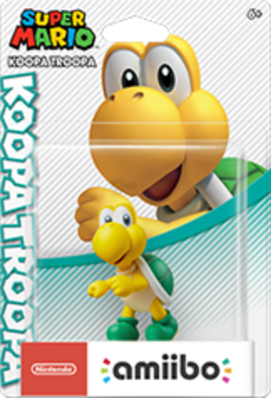 Koopa Troopa amiibo Pack