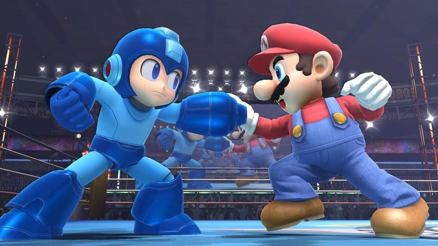Mario v Mega Man