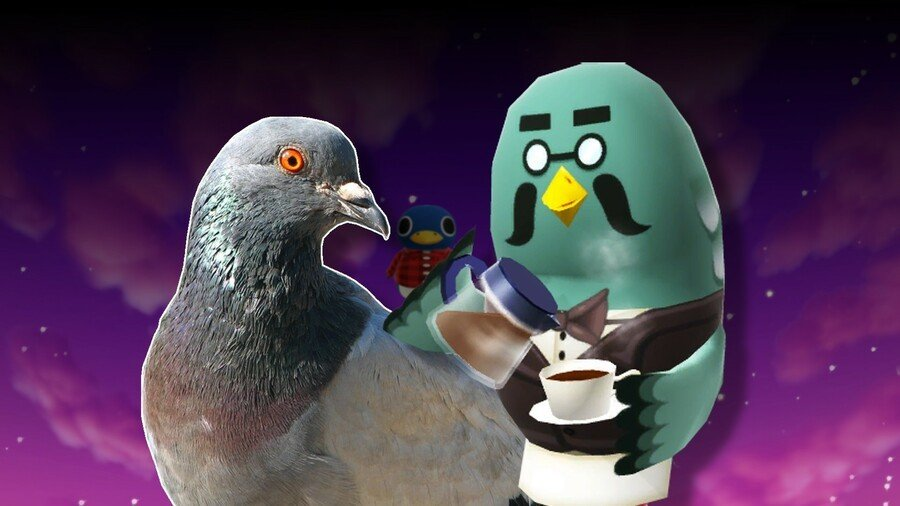 Dark Secrets of Pigeon Milk