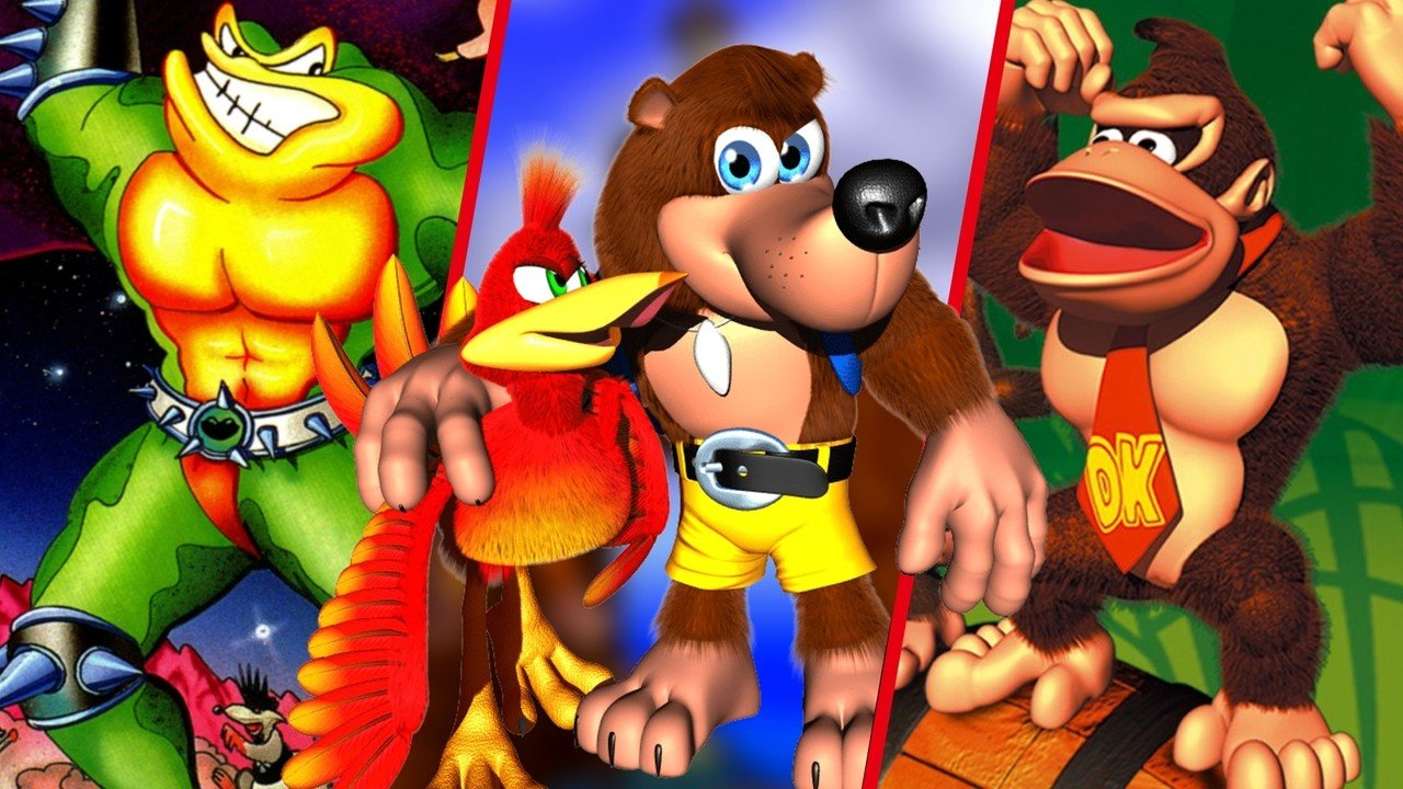 Feature: Rare Turns 35 This Week - We Pick 10 Highlights From The Nintendo Years