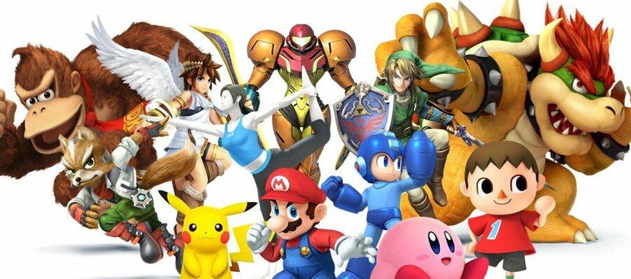 Super Smash Bros for Nintendo 3 DS