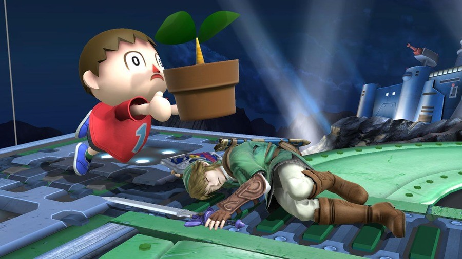 Super Smash Bros Wii U- Official Screenshots Nintendo 060