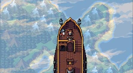 Airship Deck