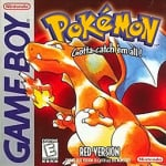 Pokémon Red and Blue (GB)
