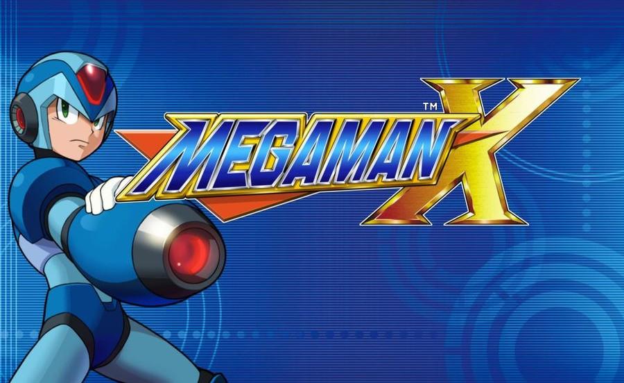 Mega Man X Wii U VC