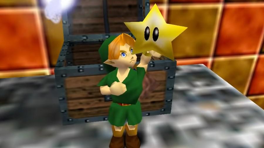 Zelda 64 Shifting Sand Dungeon (Release & Download) Developer Commentary 17 6 Screenshot Cropped