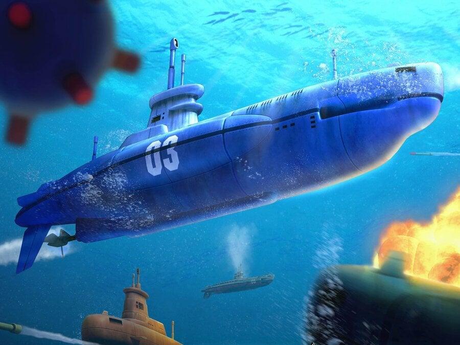Steel Diver Sub Wars 4. 0