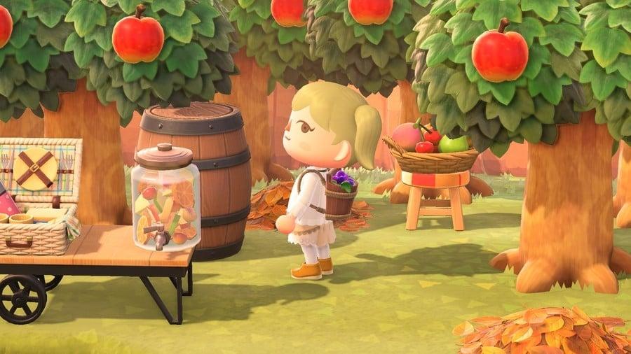 Animal Crossing: New Horizons - Fall