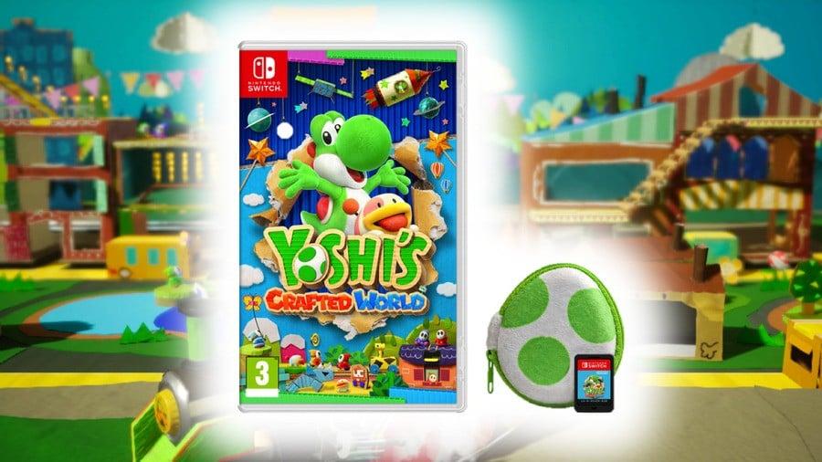 Yoshi Plus Egg