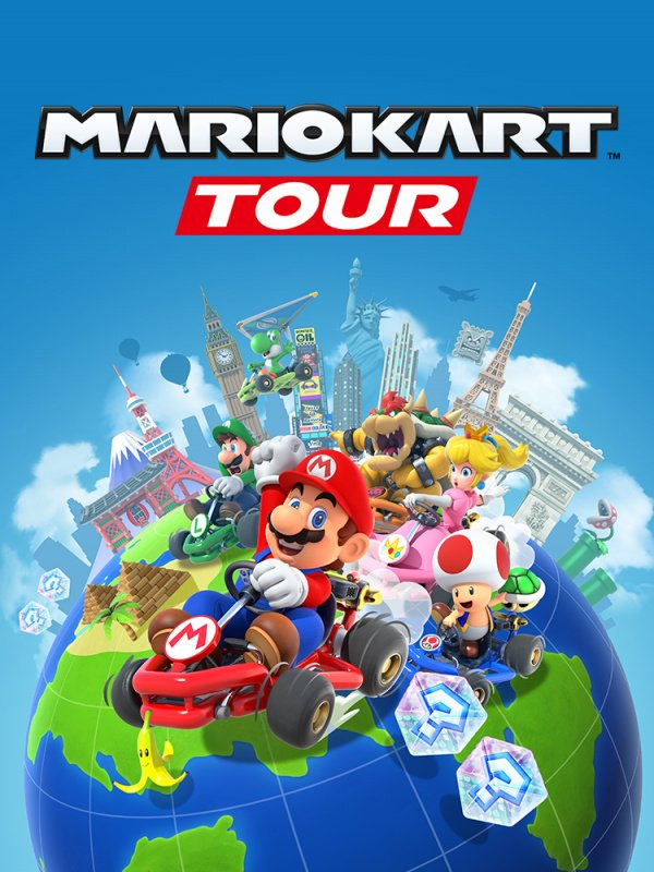 Mario Kart Tour Review Mobile Nintendo Life