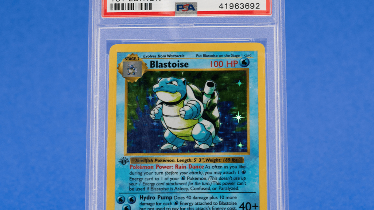 As Pokémon Card Prices Soar, One Company Is Letting Investors Buy Shares In Individual Cards