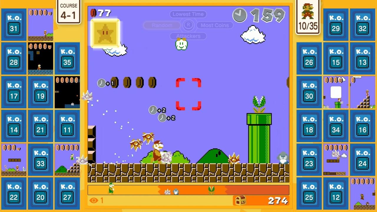 Ahead Of Nintendo's