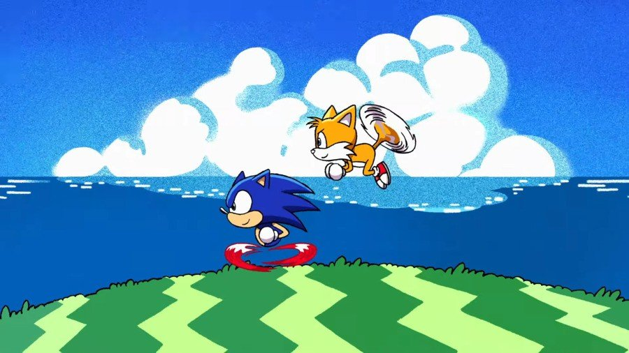 KO Meets Sonic The Hedgehog! OK K.O.! Let's Be Heroes Cartoon Network 1 40 Screenshot
