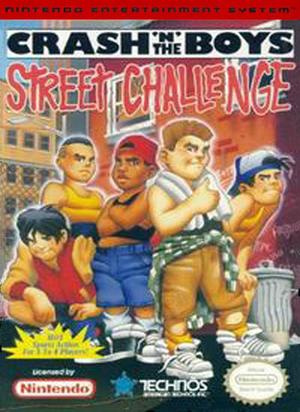 Crash 'n the Boys: Street Challenge
