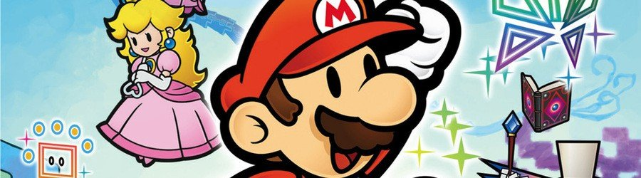Super Mario Paper (Wii)