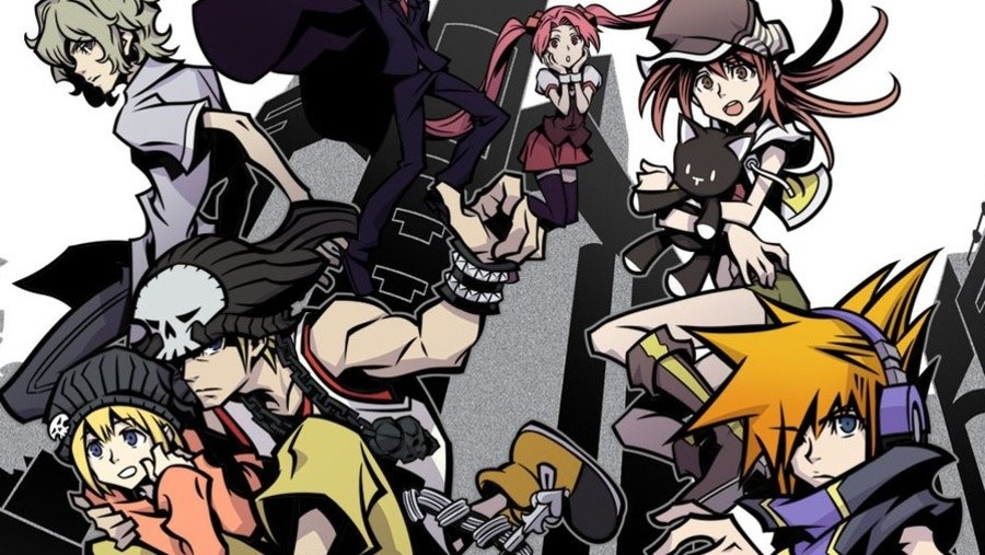The World Ends With You - Anime Expo 2020
