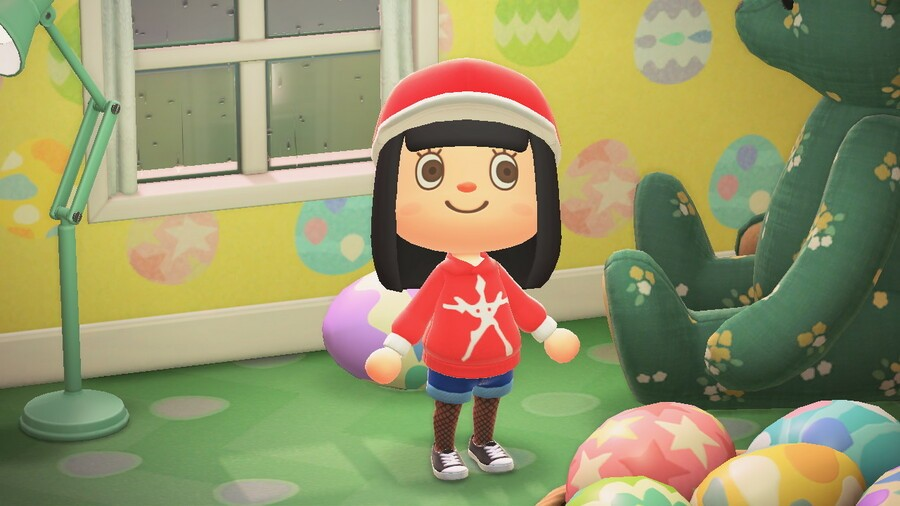 Animal Crossing Blair Witch