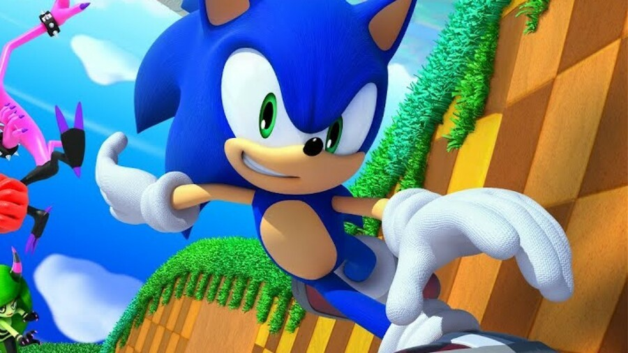 sonic the hedgehog game 2006