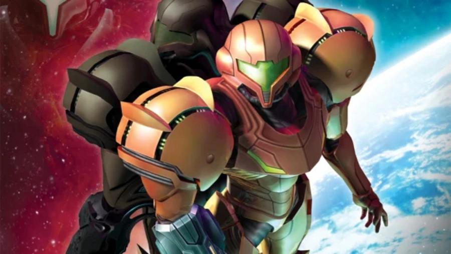 Metroid Prime 3 Box Art