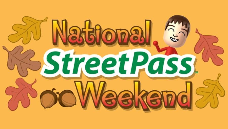National StreetPass Weekend: Thanksgiving Edition
