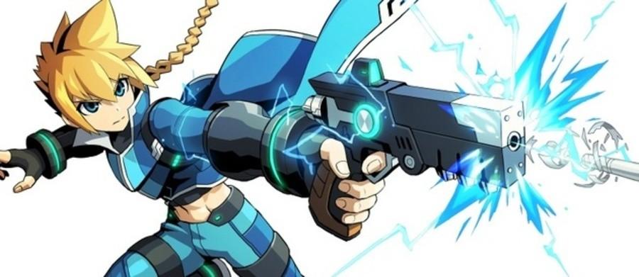 Azure Gunvolt 1