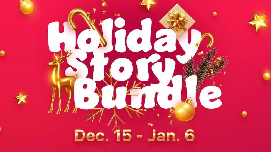 Holiday Story Bundle