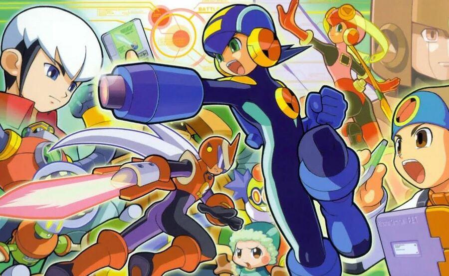 Mega Man Battle Network.JPG