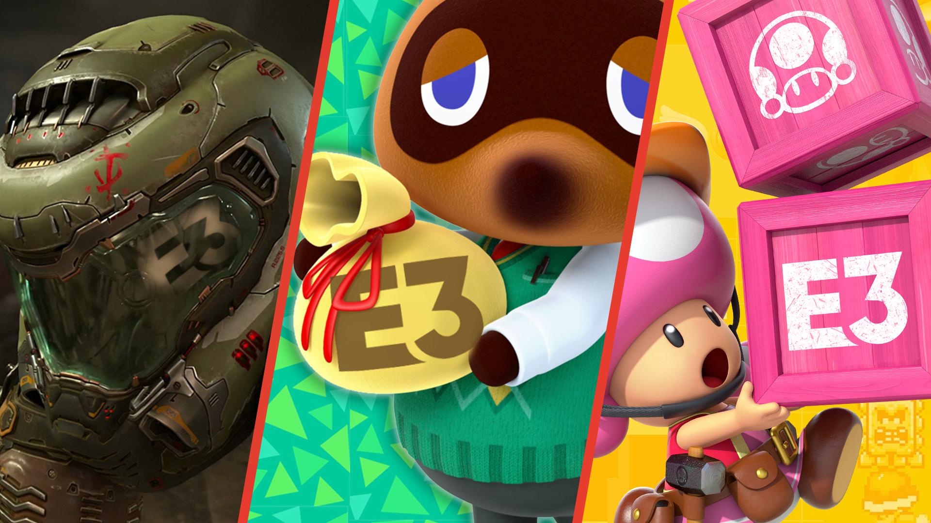 E3 2019 Nintendo Switch Games Lineup Pokemon Mario Zelda And More Feature Nintendo Life