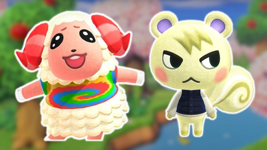 Animal Crossing favourite villager