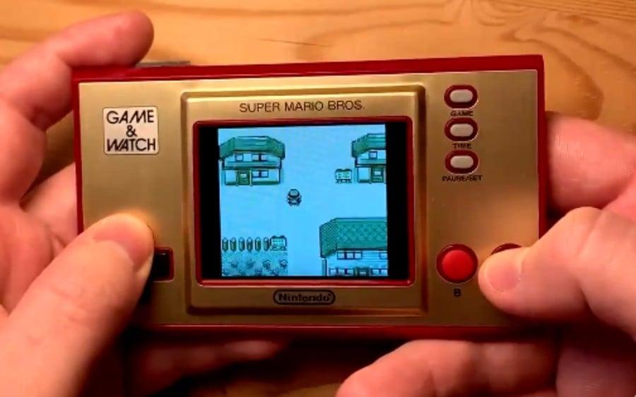 Game & Watch Pokemon