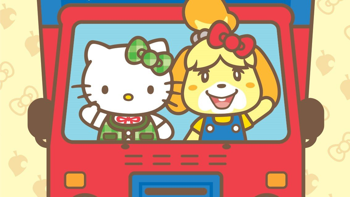 Guide: Animal Crossing Sanrio Amiibo Cards - Hello Kitty Items, Furniture And Villager Guide