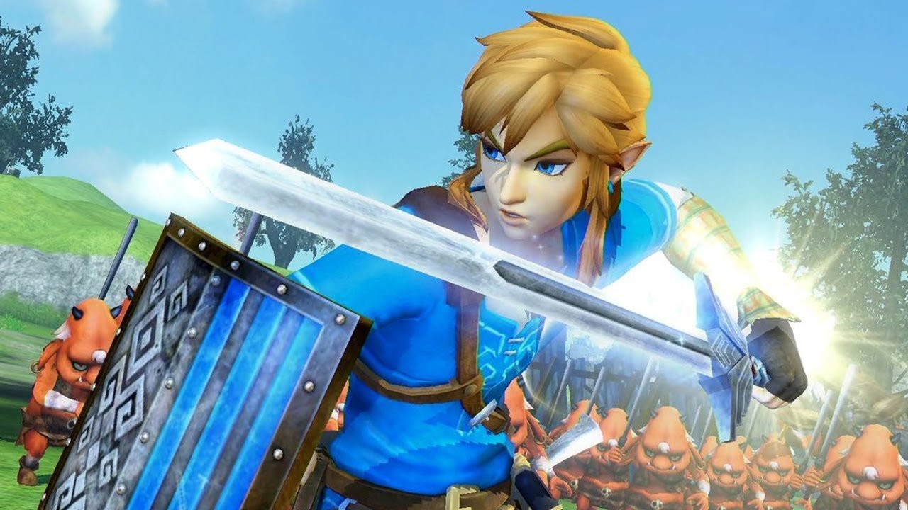 Hyrule Warriors: Definitive Edition - How To Play As Breath Of The