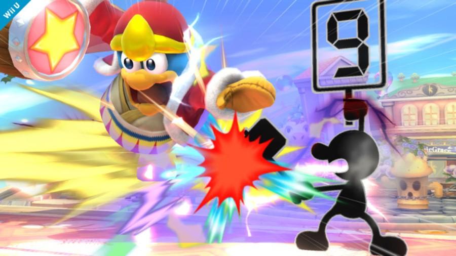 Game& Watch Smash