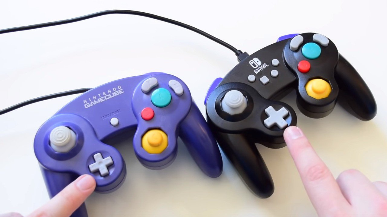 Video: Smash Ultimate's Coming, What GameCube Controller