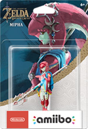 Mipha amiibo Pack