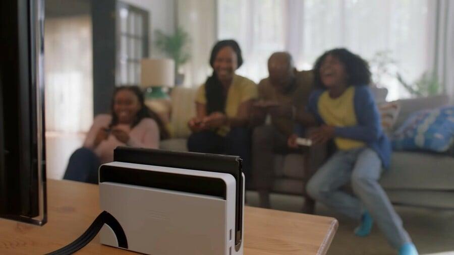 Changer la famille de téléviseurs OLED