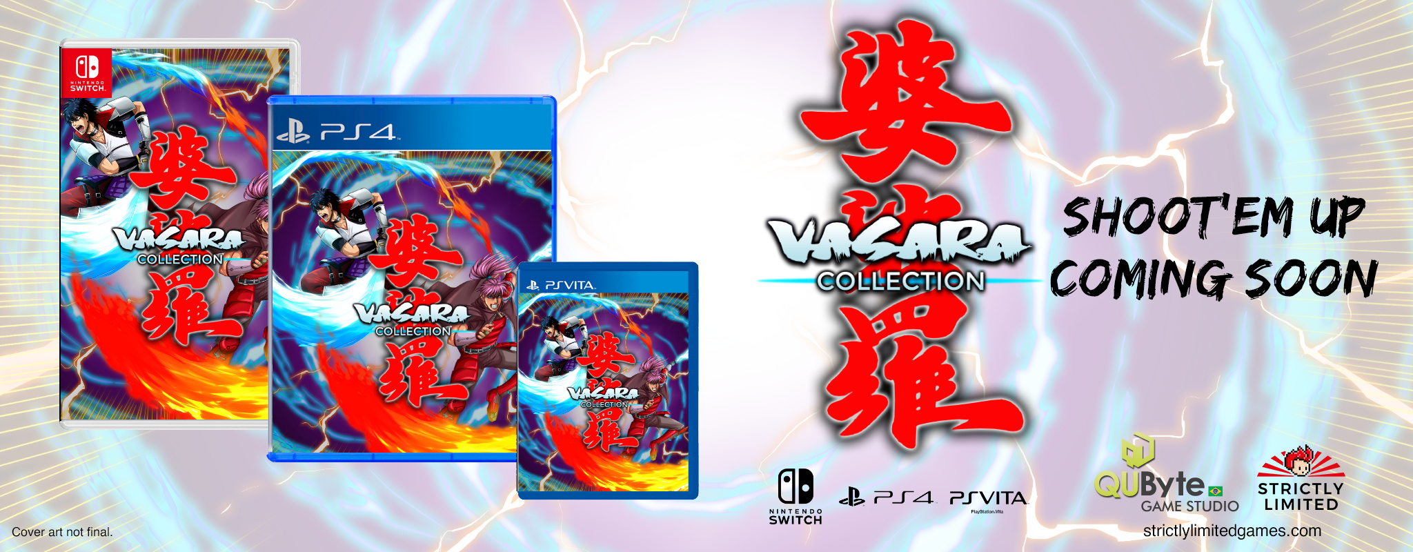 Shoot 'Em Up Bundle Vasara Collection Is Getting A ...