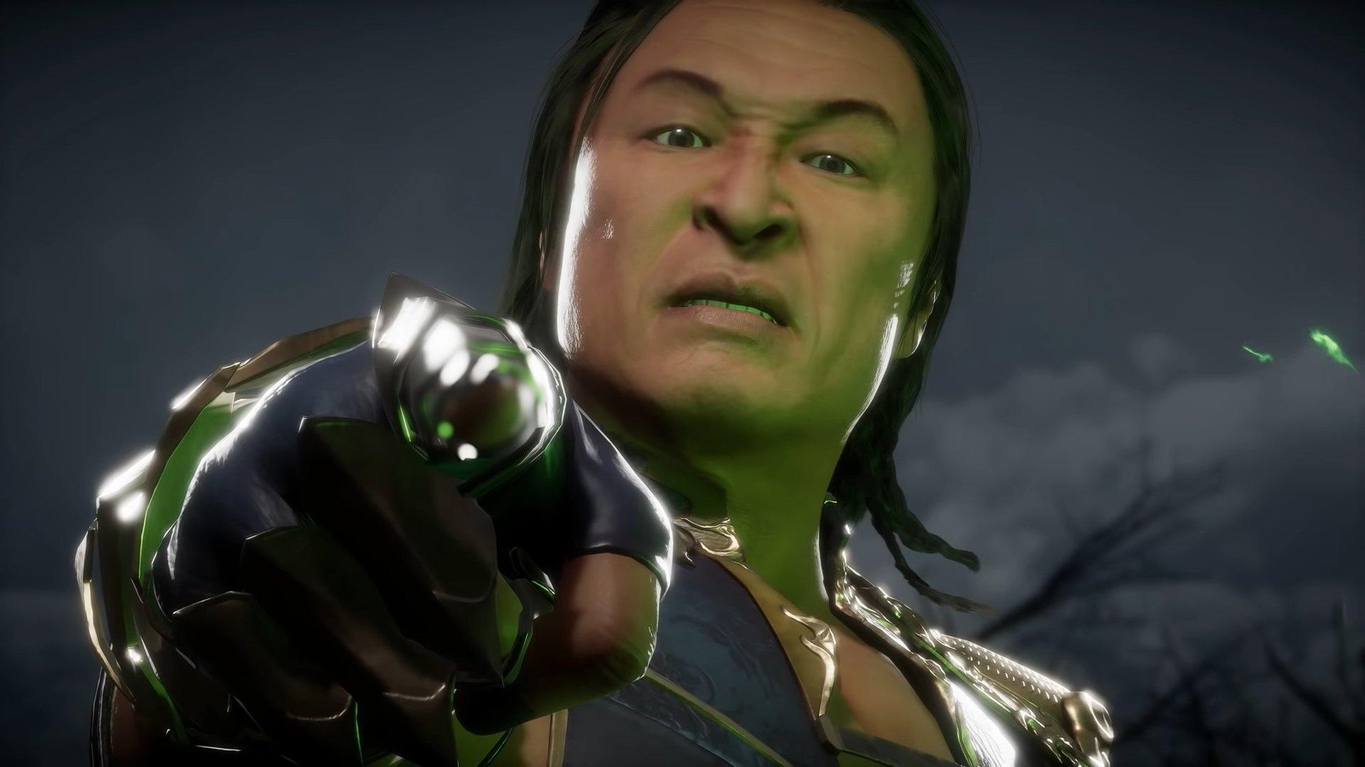 Mortal Kombat 11 Shows Off Shang Tsung And Confirms