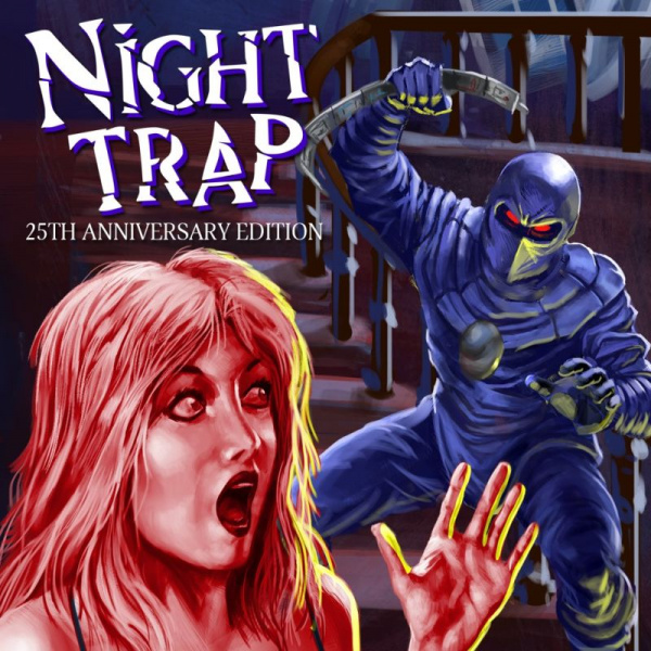 Night Trap - 25th Anniversary Edition Review (Switch eShop